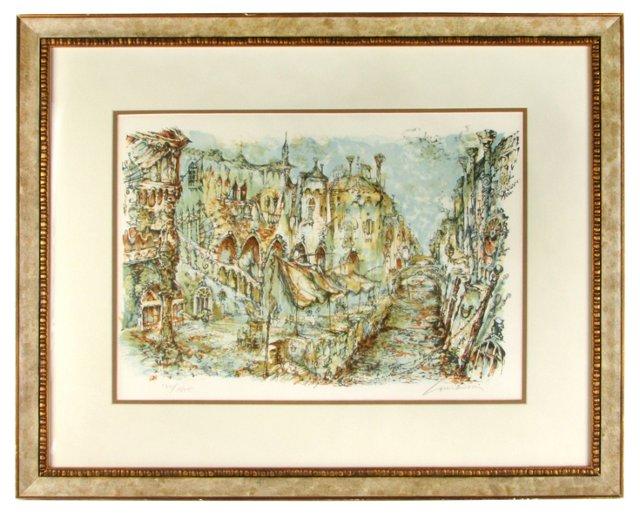 Venice Renaissance by Daniel Louradour