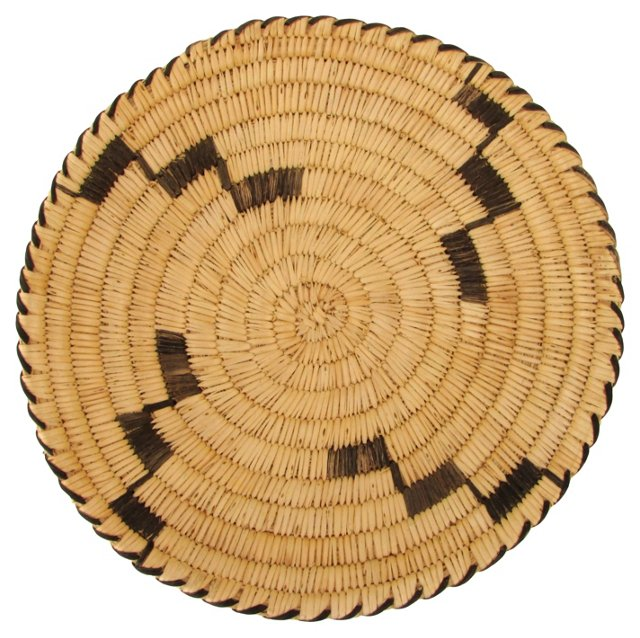 Pima American Indian Basket Catchall