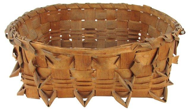 Algonquin Basket