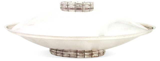 Oblong Covered Serving Dish