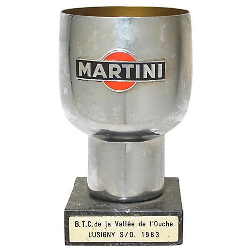 French Skeet-Shooting Trophy