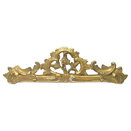 Antique French Architectural Fragment