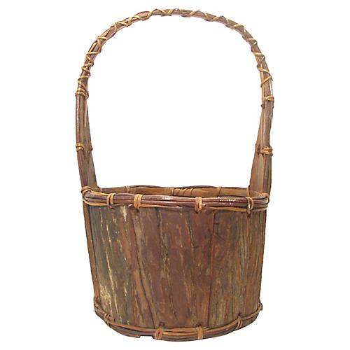 New England Bark Basket