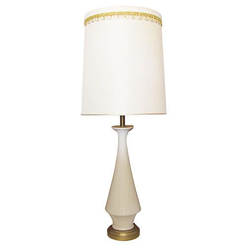 Danish Modern Table Lamp