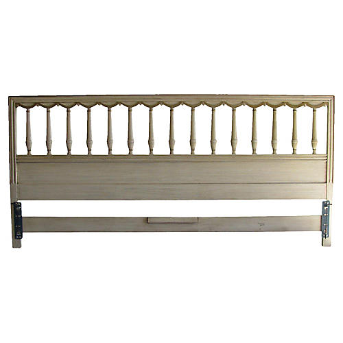 Henredon French-Style Headboard, King