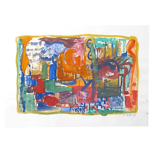 French Abstract