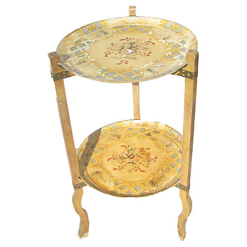 Florentine Foldable Tray Table