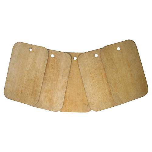 French Cheese Boards, S/5