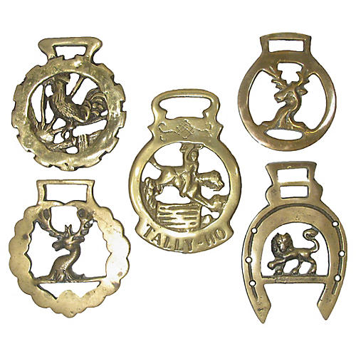 English Horse Brass Collection, S/5
