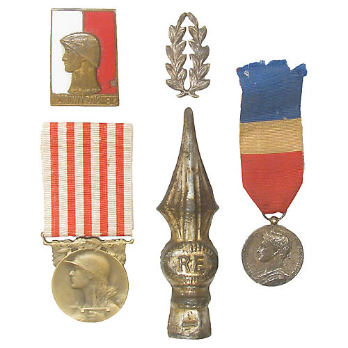 European Medal Collection, S/5