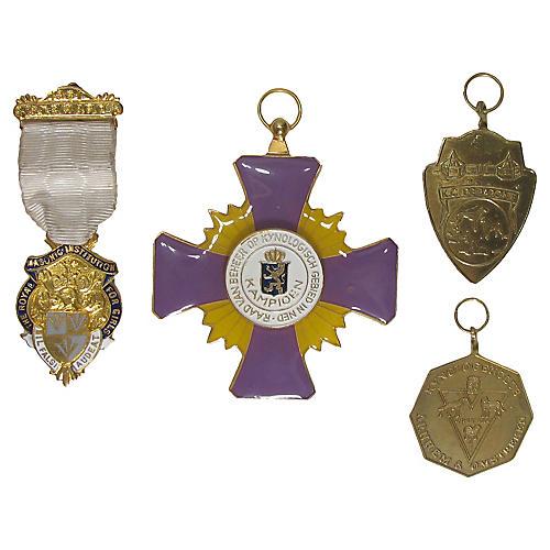 European Medal Collection, S/4