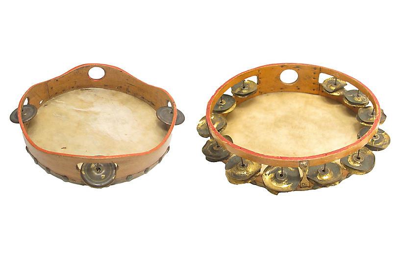 French Tambourines, S/2