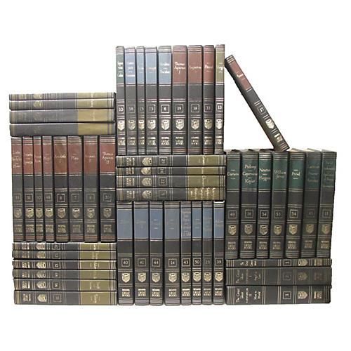 Great Books Collection, S/50