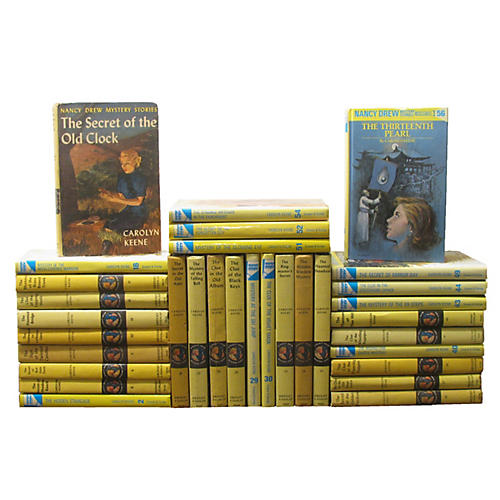 Nancy Drew Mystery Collection, S/32