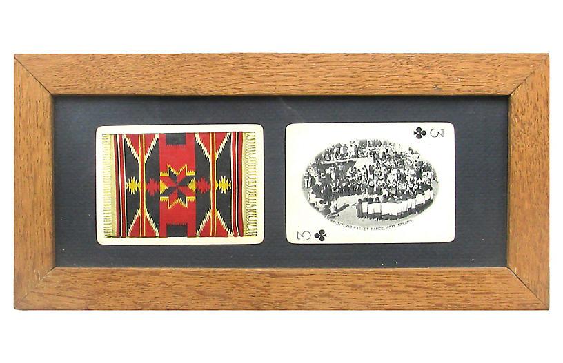 Southwest Native American Souvenir Cards