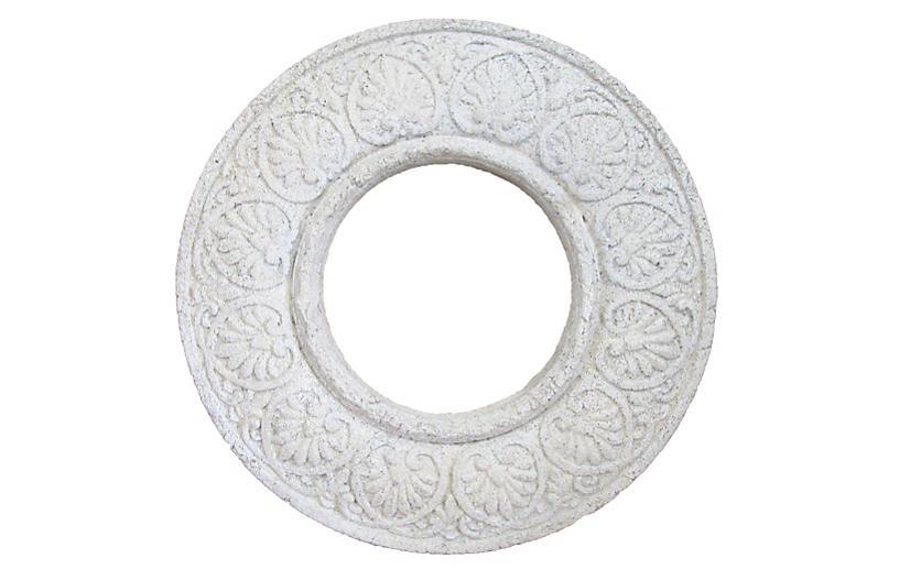 Sculptural Concrete Ring