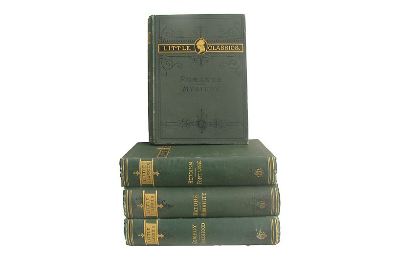 1875 Little Classics Collection, S/4
