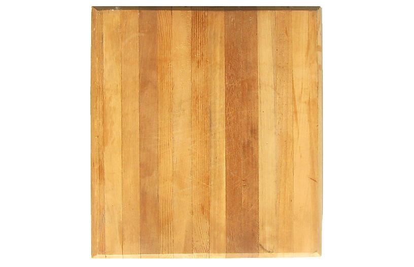 Rustic Cheese / Charcuterie Board