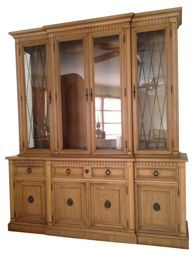 Thomasville Cherry Cabinet