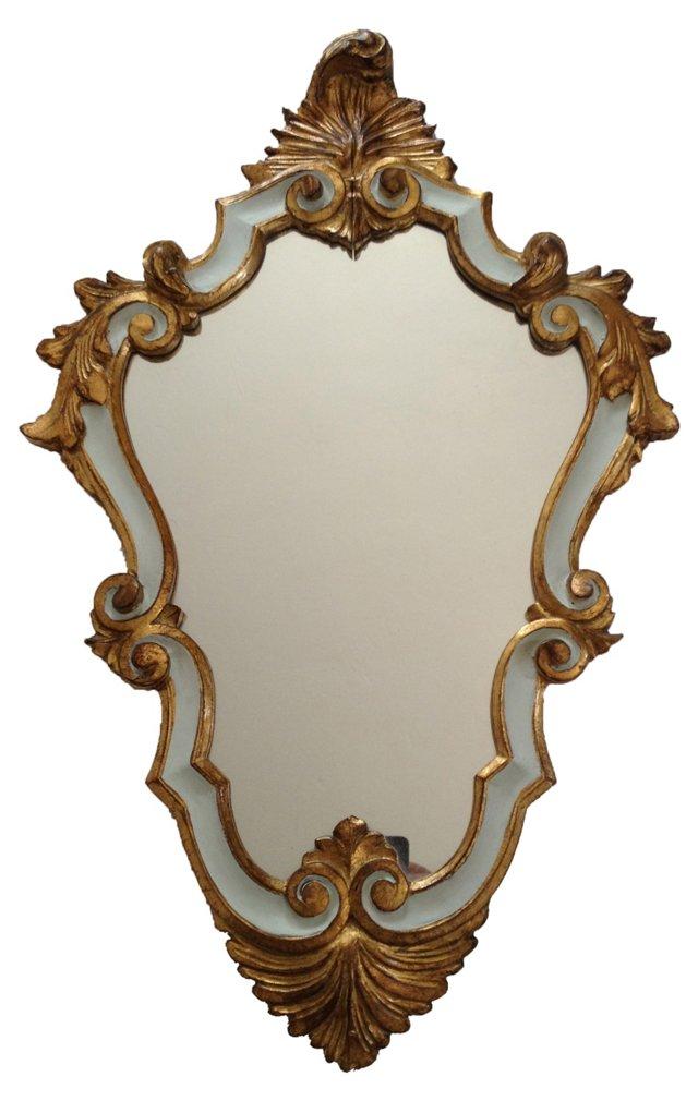 Painted Italian Mirror