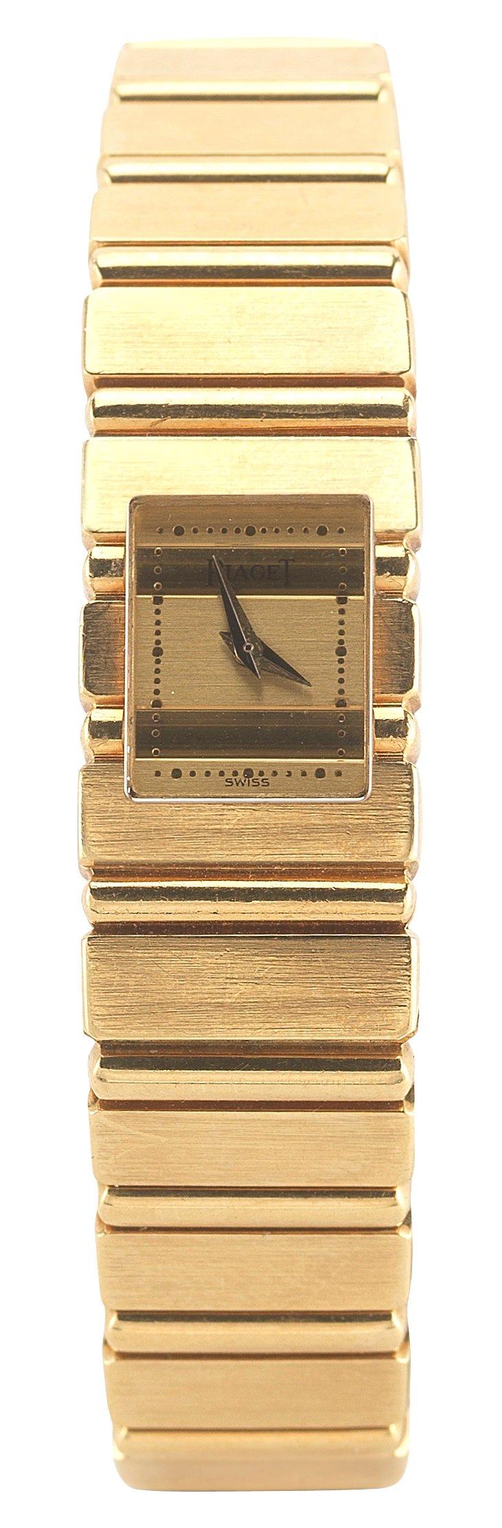 Piaget 18K Gold Ladies Watch