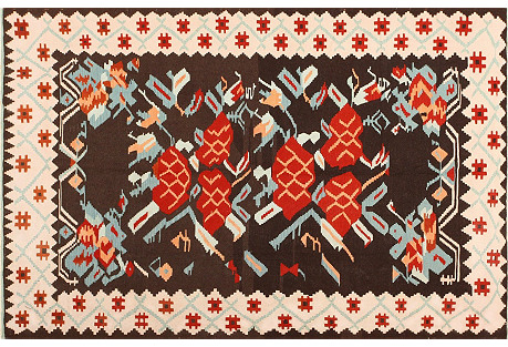 Turkish Kilim Carpet