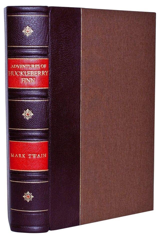 Huck Finn, Signed by Thomas Hart Benton