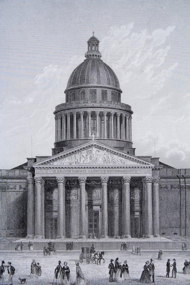 Paris, Patronale de Ste. Geneviève
