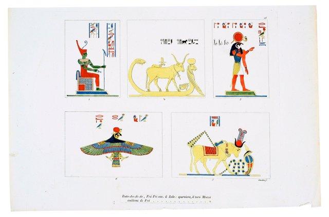Egyptian Designs, 1832