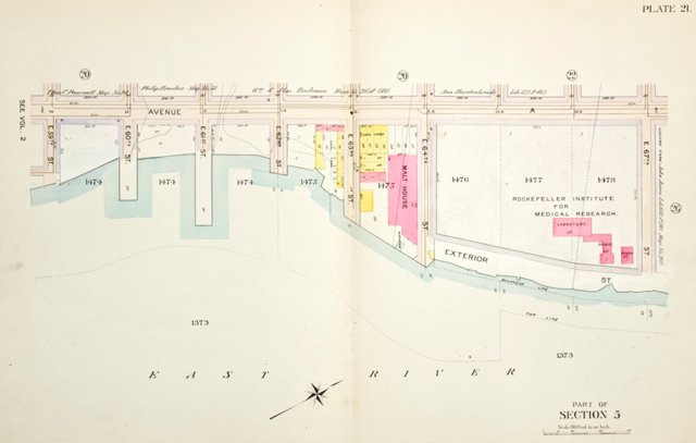 Atlas of NYC, Rockefeller Institute