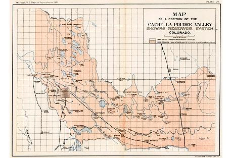 Poudre Valley, Colorado, 1901