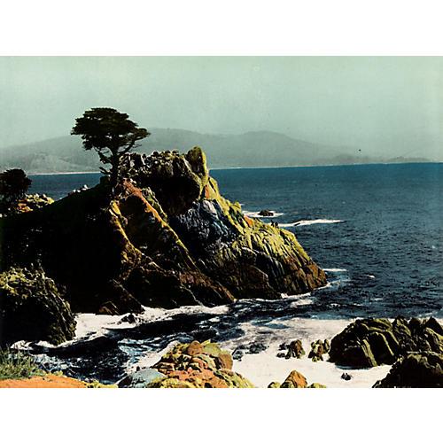 Cypress Point, Monterey, 1943