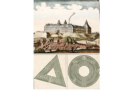Palace & Labyrinth Designs, 1664