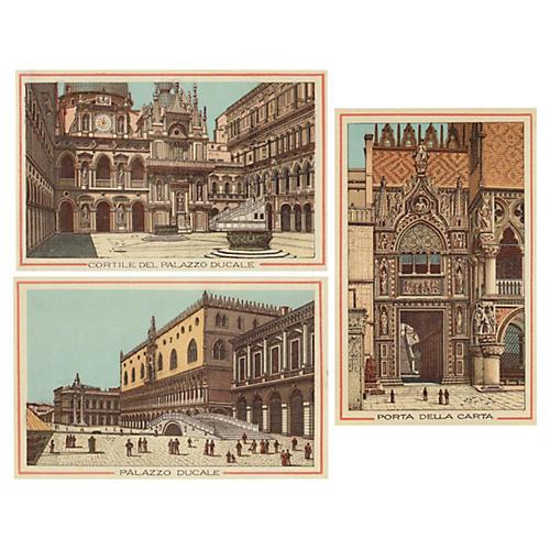 Palazzo Ducale, Venice, S/3