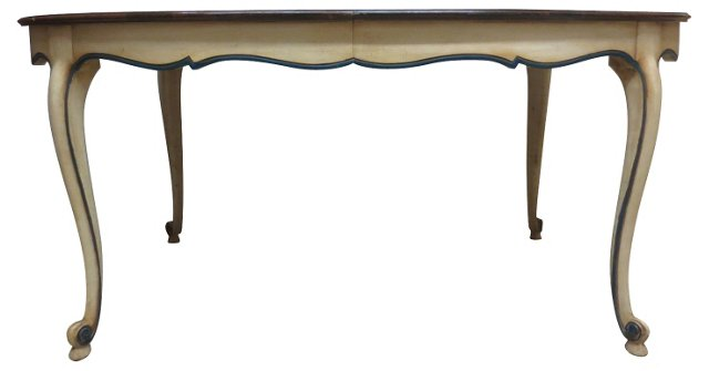French-Style Dining Table by Kindel