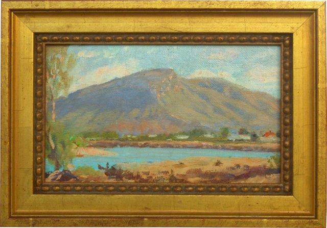 Coastal Landscape, 1920s