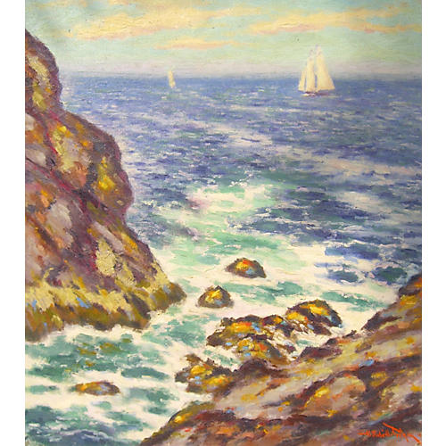 Maine Coast, 1920s