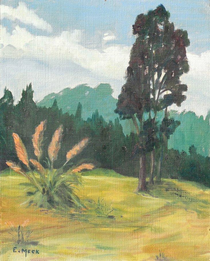 California Landscape, 1970s