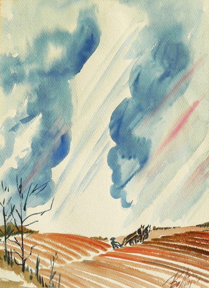 1965, Modernist Landscape