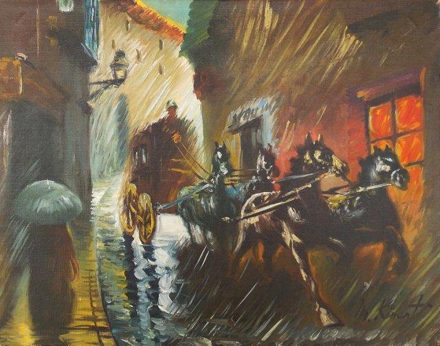 19th-C. Fire Brigade