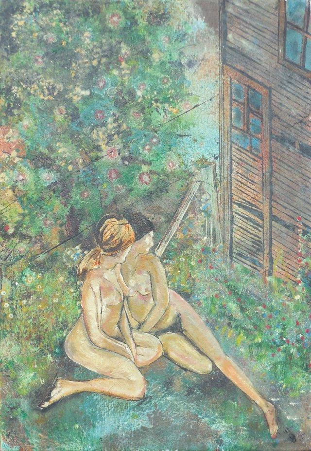 In the Garden, 1984