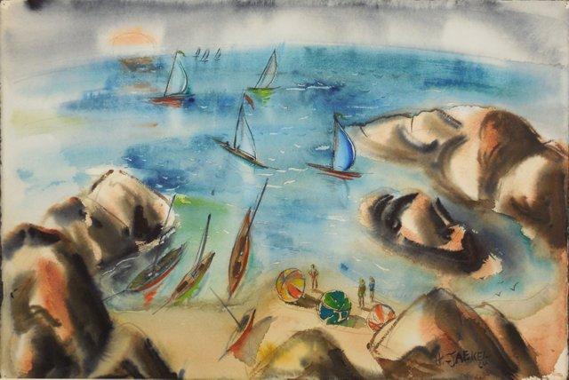 Sunny Cove, 1964
