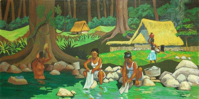 Polynesian Village, 1961