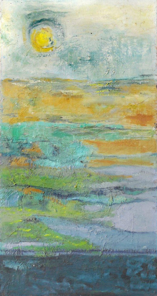 Sunlit Seascape, 1960s