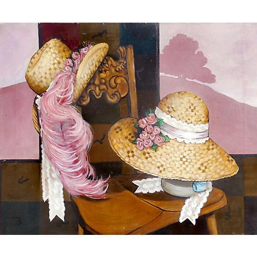 Summer Hats, 1970s