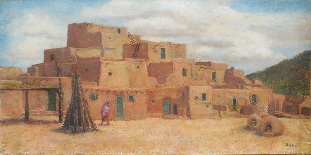 Hopi Village, 1960