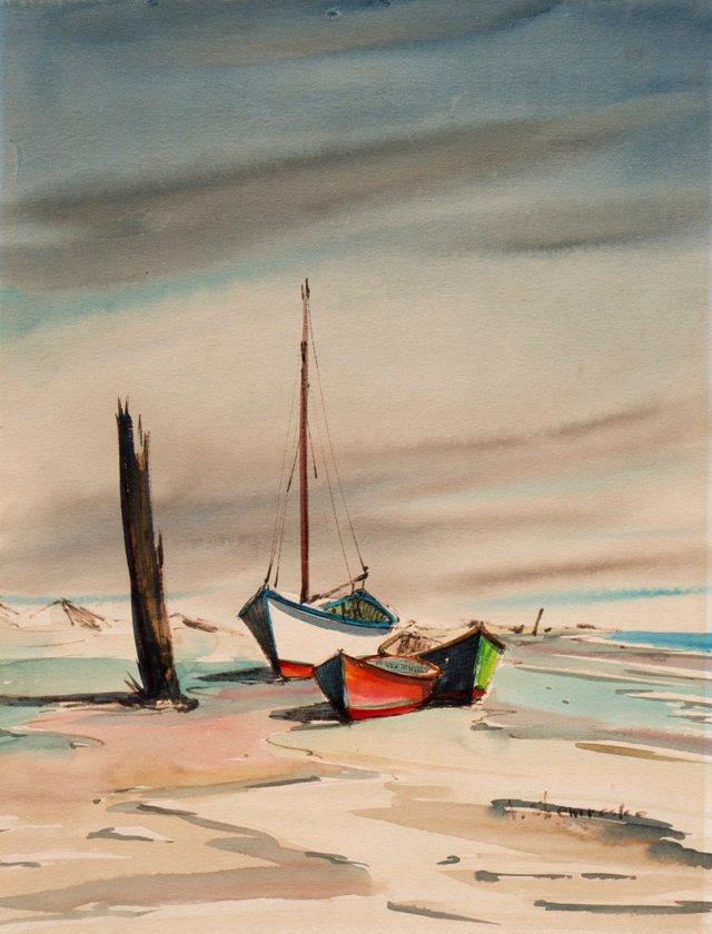 Low Tide, 1965