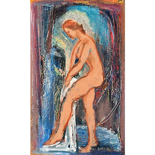 Woman Bathing, 1964