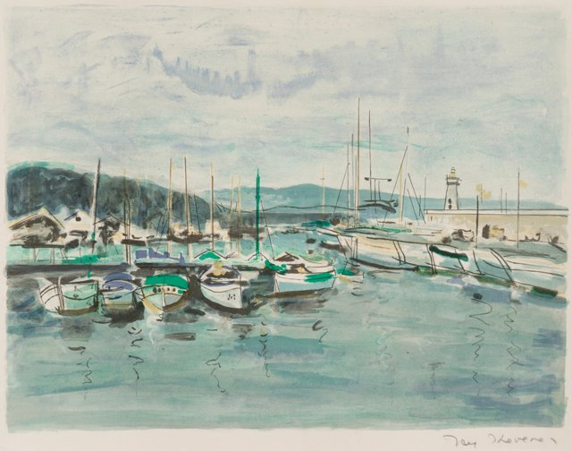 1960s, St. Tropez by Jacques Thevenet