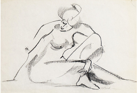 Figure Stretching,1975